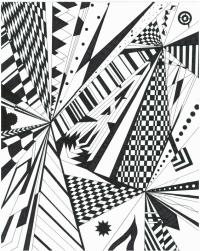 Steve in Hemet abstract industrial landscape