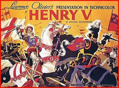 A fine version of Henry V.